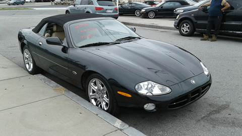 2002 Jaguar XK-Series for sale in New Bedford, MA