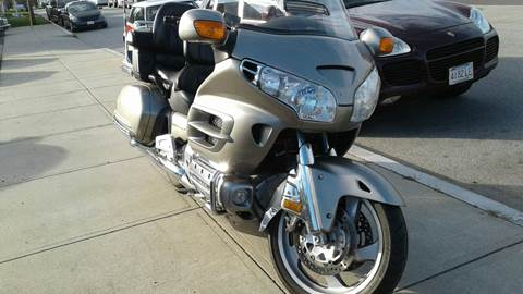 2002 Honda Goldwing for sale in New Bedford, MA