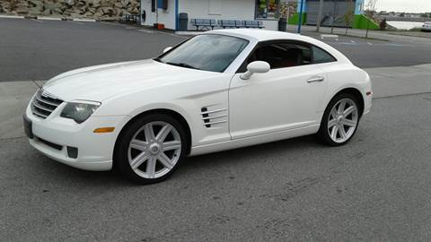2004 Chrysler Crossfire for sale in New Bedford, MA