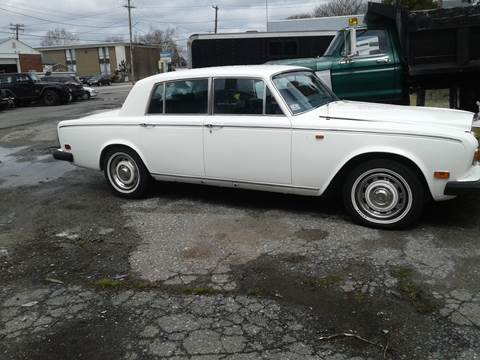 1977 Rolls-Royce Silver Shadow for sale in New Bedford, MA