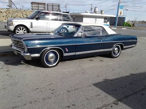 1967 Ford Galaxie 500 for sale in New Bedford, MA