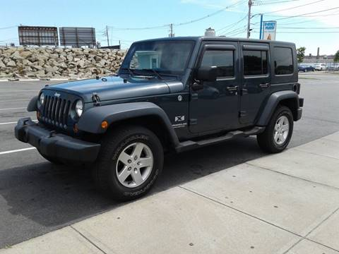2007 Jeep Wrangler Unlimited for sale in New Bedford, MA
