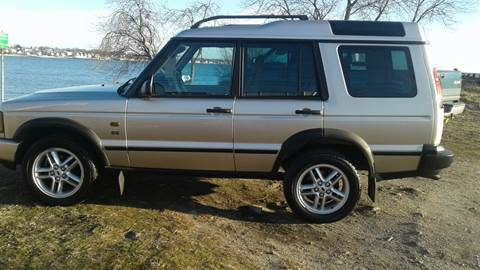 2003 Land Rover Discovery for sale in New Bedford, MA