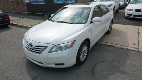 2007 Toyota Camry Hybrid for sale in Paterson, NJ