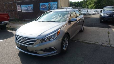 2016 Hyundai Sonata for sale in Paterson, NJ
