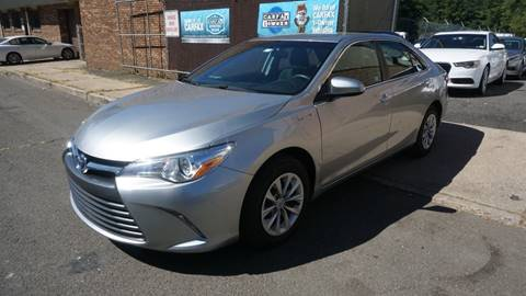 2016 Toyota Camry Hybrid for sale in Paterson, NJ