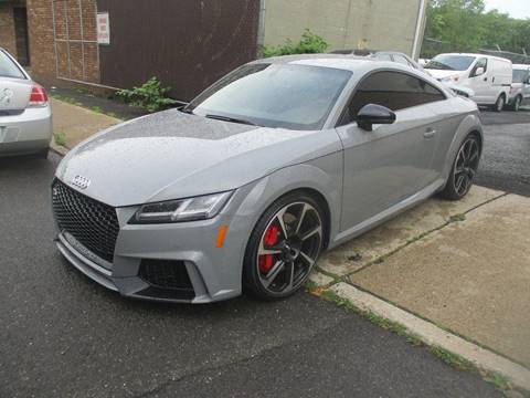 Audi Tt For Sale >> 2018 Audi Tt Rs For Sale In Paterson Nj