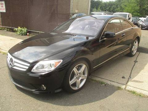 2010 Mercedes-Benz CL-Class for sale in Paterson, NJ