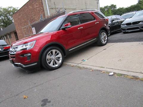 2019 Ford Explorer for sale in Paterson, NJ