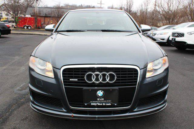 2007 Audi S4 AWD quattro 4dr Sedan (4 2L V8 6M) In Paterson