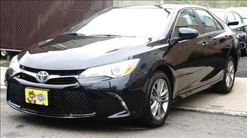 2016 Toyota Camry for sale in Paterson, NJ