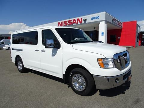 2017 Nissan NV Passenger for sale in Costa Mesa, CA