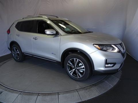 2017 Nissan Rogue Hybrid for sale in Costa Mesa, CA