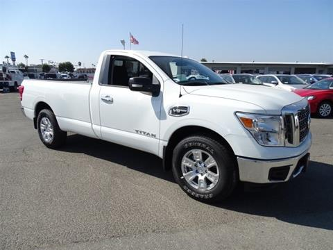 2017 Nissan Titan for sale in Costa Mesa, CA
