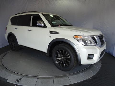 2017 Nissan Armada for sale in Costa Mesa, CA