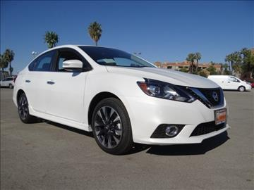 2017 Nissan Sentra for sale in Costa Mesa, CA