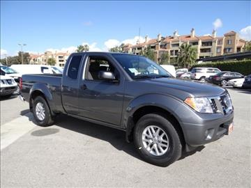 2017 Nissan Frontier for sale in Costa Mesa, CA