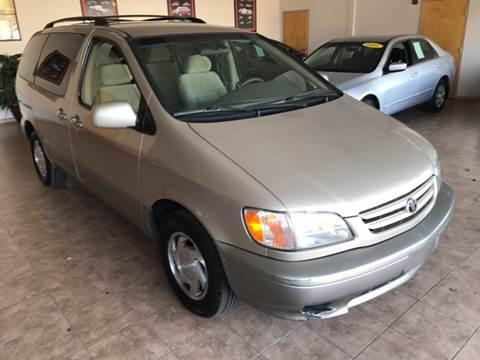 2002 Toyota Sienna for sale in Philadelphia, PA