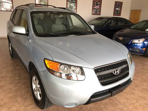 2007 Hyundai Santa Fe for sale at Trans Atlantic Motorcars in Philadelphia PA