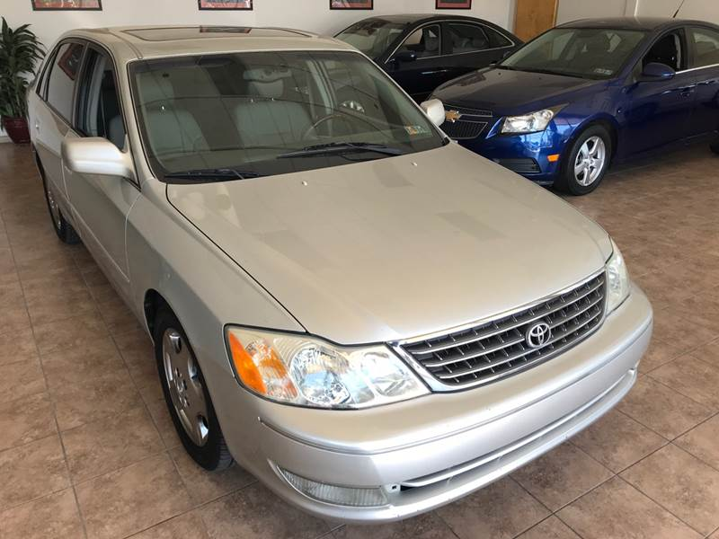 2003 Toyota Avalon For Sale At Trans Atlantic Motorcars In Philadelphia PA