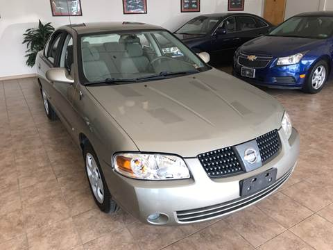 2006 Nissan Sentra for sale at Trans Atlantic Motorcars in Philadelphia PA