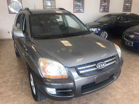 2005 Kia Sportage for sale at Trans Atlantic Motorcars in Philadelphia PA