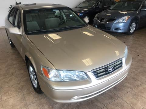 2001 Toyota Camry for sale at Trans Atlantic Motorcars in Philadelphia PA