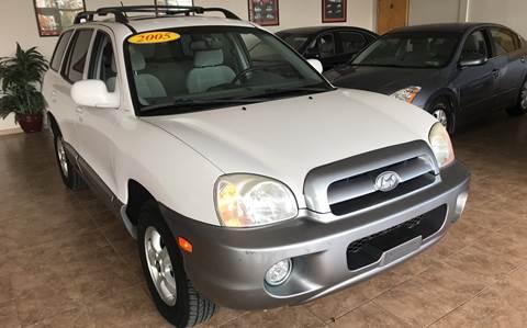 2005 Hyundai Santa Fe for sale at Trans Atlantic Motorcars in Philadelphia PA