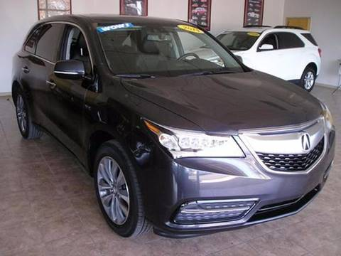 2014 Acura MDX for sale at Trans Atlantic Motorcars in Philadelphia PA
