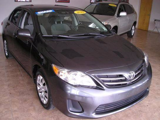 2013 Toyota Corolla for sale at Trans Atlantic Motorcars in Philadelphia PA
