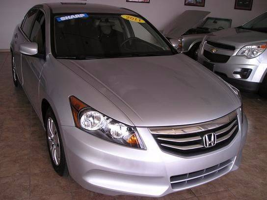 2011 Honda Accord for sale at Trans Atlantic Motorcars in Philadelphia PA
