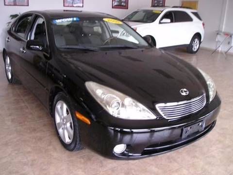 2005 Lexus ES 330 for sale at Trans Atlantic Motorcars in Philadelphia PA