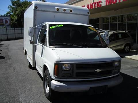 2002 Chevrolet Express Cargo for sale at Trans Atlantic Motorcars in Philadelphia PA