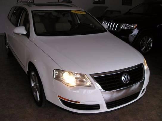 2009 Volkswagen Passat for sale at Trans Atlantic Motorcars in Philadelphia PA