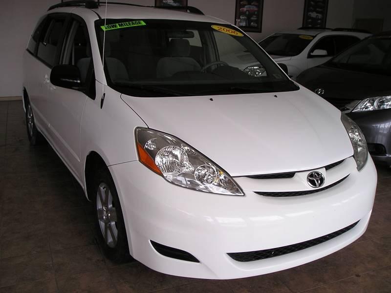 2006 Toyota Sienna for sale at Trans Atlantic Motorcars in Philadelphia PA