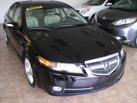 2008 Acura TL for sale at Trans Atlantic Motorcars in Philadelphia PA
