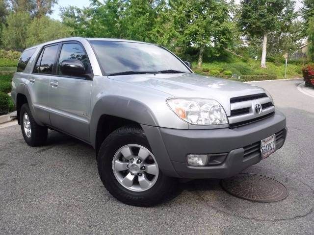 2003 Toyota 4Runner for sale at Solutions Auto Sales Corp. in Orange CA