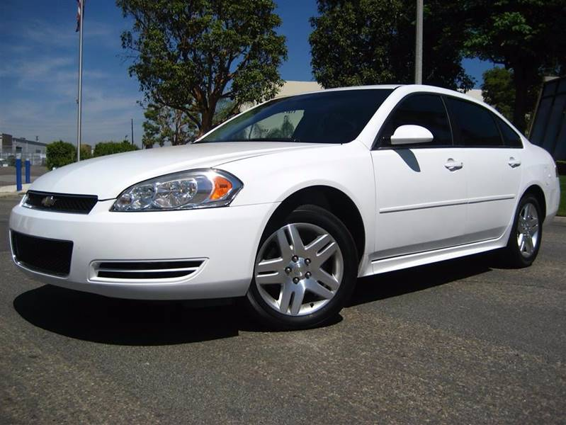 2013 Chevrolet Impala for sale at Solutions Auto Sales Corp. in Orange CA