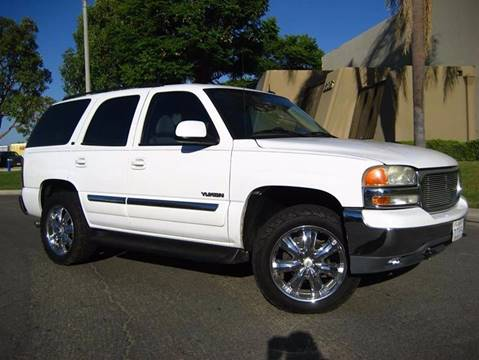 2004 GMC Yukon for sale at Solutions Auto Sales Corp. in Orange CA