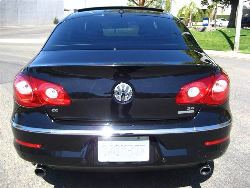 2010 Volkswagen CC for sale at Solutions Auto Sales Corp. in Orange CA