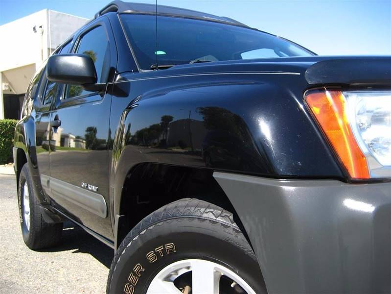 2007 Nissan Xterra for sale at Solutions Auto Sales Corp. in Orange CA