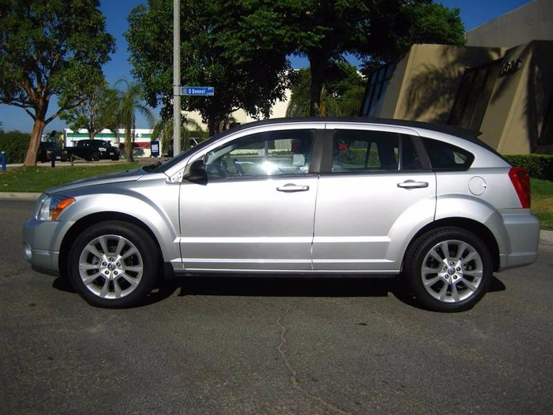 2011 Dodge Caliber for sale at Solutions Auto Sales Corp. in Orange CA