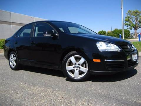 2008 Volkswagen Jetta for sale at Solutions Auto Sales Corp. in Orange CA
