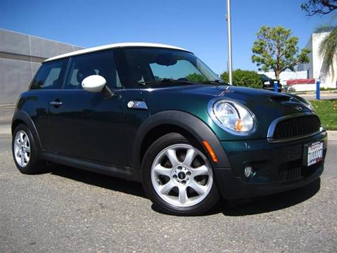 2010 MINI Cooper for sale at Solutions Auto Sales Corp. in Orange CA