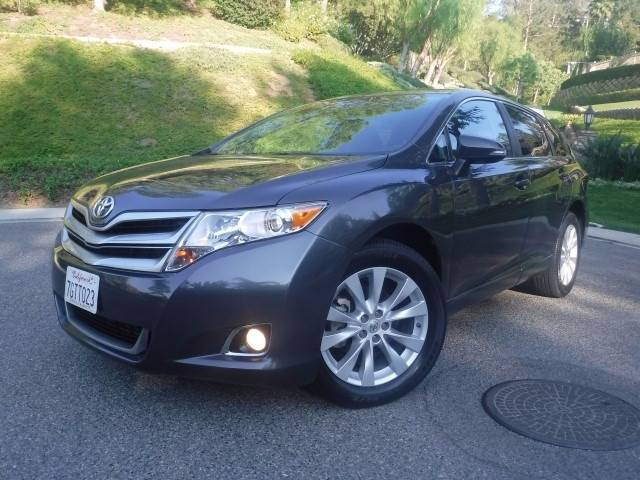 2014 Toyota Venza for sale at Solutions Auto Sales Corp. in Orange CA