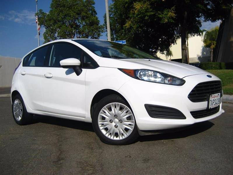 2014 Ford Fiesta for sale at Solutions Auto Sales Corp. in Orange CA