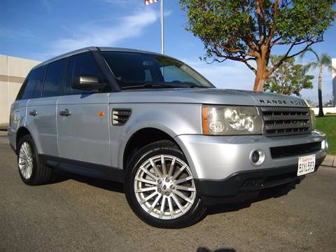 2006 Land Rover Range Rover Sport for sale at Solutions Auto Sales Corp. in Orange CA