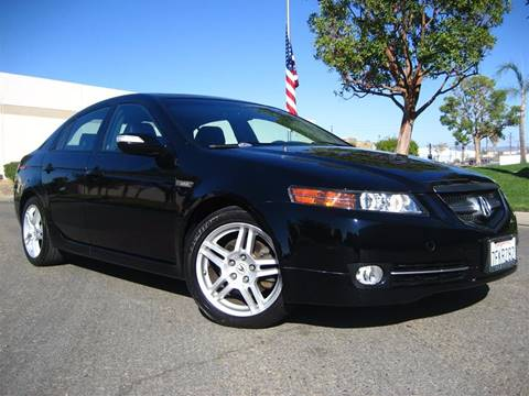 2008 Acura TL for sale at Solutions Auto Sales Corp. in Orange CA