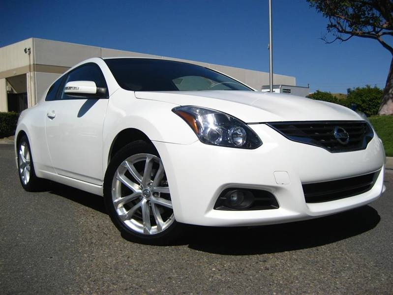 2012 Nissan Altima For Sale At Solutions Auto Sales Corp. In Orange CA