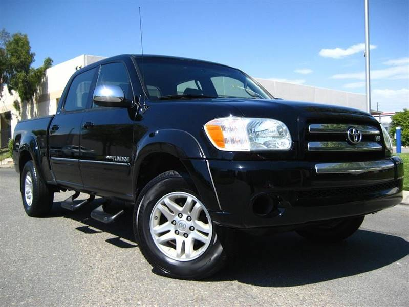 2005 Toyota Tundra For Sale At Solutions Auto Sales Corp. In Orange CA